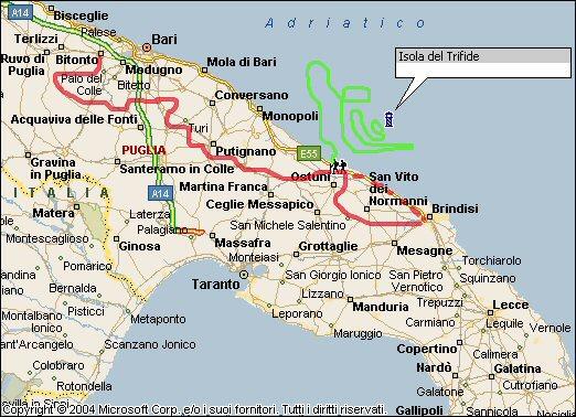 Mappa Puglia Ostuni.Siamo Andati A Ostuni In Puglia In Provincia Di Brindisi Abbiamo Fatto Per Voi Delle Foto Se Volete Guardarle Sono Qui Nel Delirio Non Ero Mai Sola